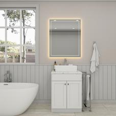 White-Shaker-Washroom