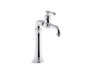Artifacts Gentlemen's Bathroom Faucet-72763-9M-CP