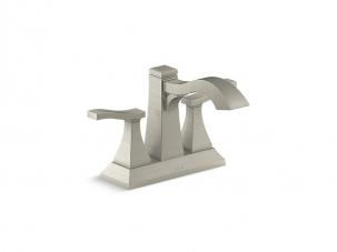 Truss Centerset Bathroom Faucet -R24059-4D-BN
