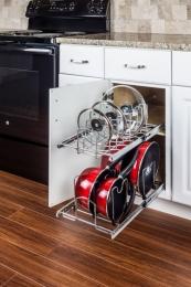Cookware Lid Organizer