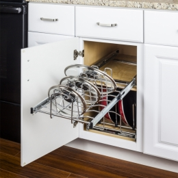 Lid Organizer Pull Out