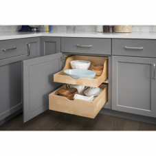 Preassembled Roll Out Drawer