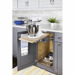 Soft Close Mixer Appliance