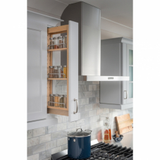 Wall Cabinet Filler Pull Out