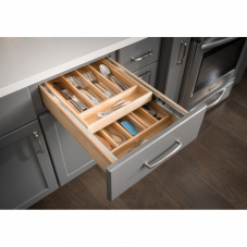Double Cutlery Drawer