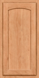 Species Cherry Arch Recessed Panel Natural