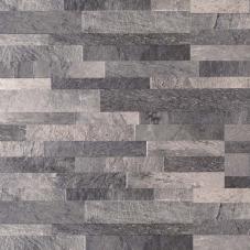 Ardesia Black - Porcelain - Panel - 6X24