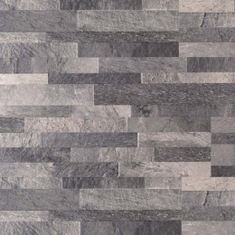 Ardesia Black - Porcelain - Panel - 6X24