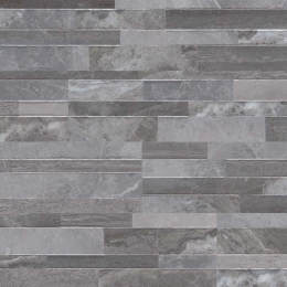 Palisade Grey - Porcelain - Panel - 6X24