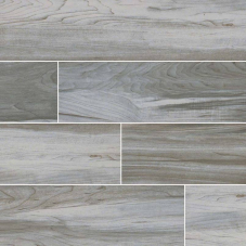 Carolina Timber  White - Glazed - Matte - 6X24, 6X36, 12X15