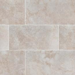 Essentials  Ansello Ivory - Glazed - Matte - 2X2, 12X24