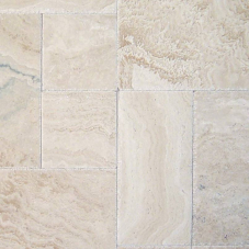 Ivory Onyx - Chiseled, Honed, Unfilled - 8X8 (4 pcs), 8X16 (2 pcs), 16X16 (4 pcs), 16X24 (2pcs) - Pattern