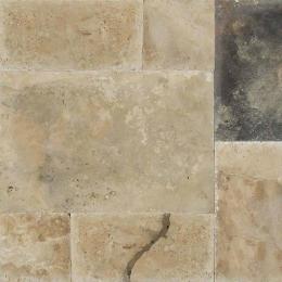 Tuscany Imperium Classic - Brushed, Chiseled, Honed, Unfilled - 8X8 (4 pcs), 8X16 (2 pcs), 16X16 (4 pcs), 16X24 (2pcs) - Pattern