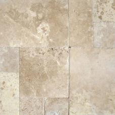 Tuscany Storm - Brushed, Chiseled, Honed, Unfilled, Tumbled - 8X8 (4 pcs), 8X16 (2 pcs), 16X16 (4 pcs), 16X24 (2pcs) - Pattern
