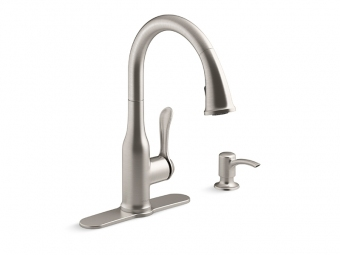 Motif Pull Down Kitchen Faucet - R23863-SD-VS