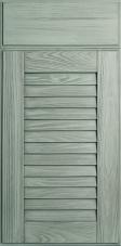Louver-Silver Birch