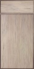 Slab-Weathered Driftwood