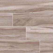 Aspenwood Ash - Glazed - Matte - 9X48