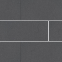Dimensions Graphite - Glazed - Matte - 2X2, 12X24, 24X24, 24X48