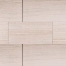 Eramosa White - Glazed - Matte - 12X24