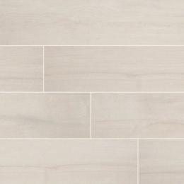 Palmetto Bianco - Glazed - Matte - 6X36
