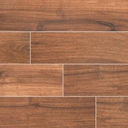 Palmetto Chestnut - Glazed - Matte - 6X36