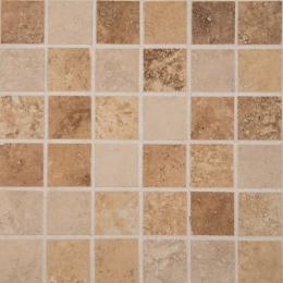 Venice Beige Brown - Glazed - Matte - 2X2