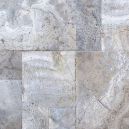 Silver Travertine - 6X12, 8X8, 8X16, 12X12, 16X16, 16X24, 24X24
