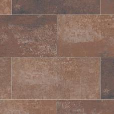 Brickstone  Red  - Glazed - Matte - 5X10
