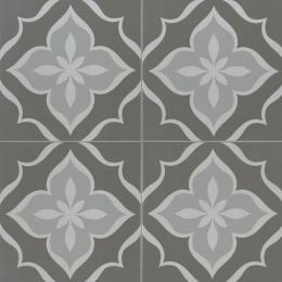 Kenzzi  La Fleur - Glazed - Matte - 8X8