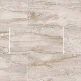 Pietra  Bernini Bianco - Glazed - Matte, Polished  -  2X2, 2X4, 4X18, 12X24