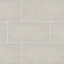 Tektile  Lineart Ivory - Glazed - Matte - 12X24