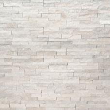 Arctic White Mini - Marble - Panel - 4.5X16, Corner - 4.5X9