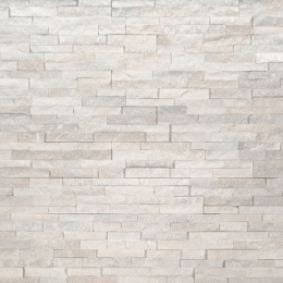 Arctic White Mini - Marble - Panel - 4.5X16, Corner - 4.5X9