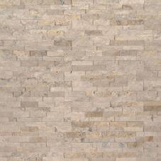 Roman Beige Mini - Travertine - Panel - 4.5X16, Corner - 4.5X9