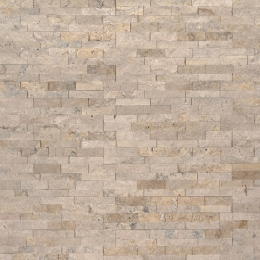 Roman Beige Mini - Travertine - Panel - 4.5X16, Corner - 4.5X9