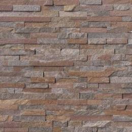 Amber Falls - Quartzite - Panel - 6X24, Corner - 6X12X6, 6X18X6