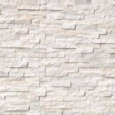 Arctic White - Marble - Panel - 6X24, Corner - 6X12X6, 6X18X6