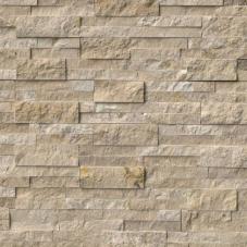 Durango Cream - Travertine - Panel - 6X24, Corner - 6X12X6, 6X18X6