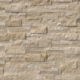 Durango Cream - Travertine - Panel - 6X24, Corner - 6X12X6, 6X18X6