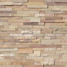 Fossil Rustic - Sandstone - Panel - 6X24, Corner - 6X12X6, 6X18X6