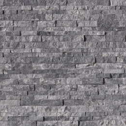 Glacial Grey - Marble - Panel - 6X24, Corner - 6X18X6