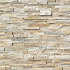 Golden Honey - Quartzite - Panel - 6X24, Corner - 6X6X6, 6X18X6