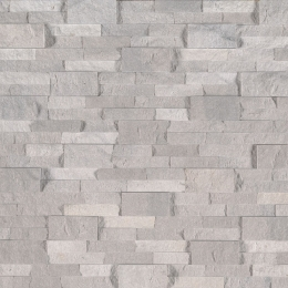 Iceland Gray - Travertine - Panel - 6X24, Corner - 6X12X6