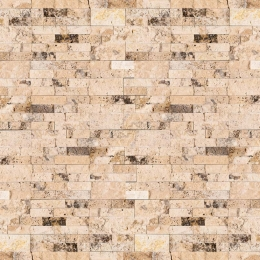Philadelphia - Travertine - Panel - 6X24, Corner - 6X12X6