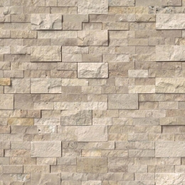 Roman Beige - Travertine - Panel - 6X24, Corner - 6X12X6, 6X18X6