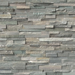 Sierra Blue - Quartzite - Panel - 6X24, Corner - 6X12X6, 6X18X6