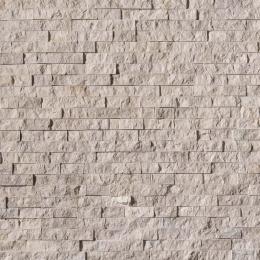 Tiara Beige - Limestone - Panel - 6X24, Corner - 6X18X6
