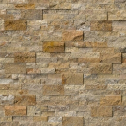 Tuscany Scabas - Travertine - Panel - 6X24, Corner - 6X12X6, 6X18X6