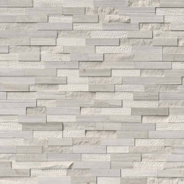 White Oak Multi Finish - Marble - Panel - 6X24, Corner - 6X12X6, 6X18X6